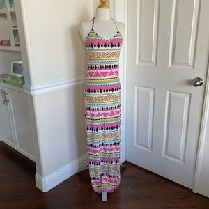 Tribal Maxi Dress